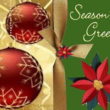 Season Greetings (14551  VIEWS) by aldona