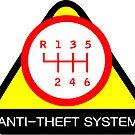 Anti-Theft System (Pattern 5) (light) by ShopGirl91706
