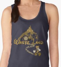 The Happiest Place Left On Earth Women's Tank Top