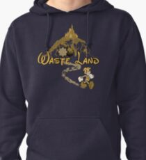 The Happiest Place Left On Earth Pullover Hoodie