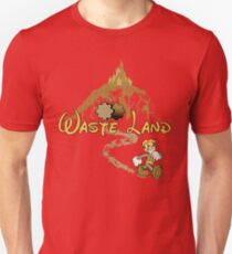 The Happiest Place Left On Earth Unisex T-Shirt