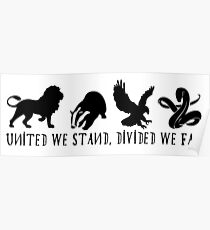 Unity has never been more important. Poster