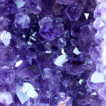 Raw Amethyst - Crystal Cluster by truthis