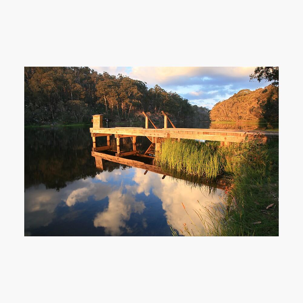Lake Catani, Mt Buffalo, Victoria, Australia Photographic Print