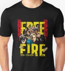 free fire japanes Unisex T-Shirt