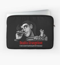 Deadra Strangelove Laptop Sleeve