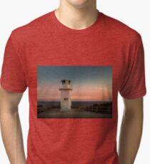 Cape Liptrap Lighthouse, Gippsland Tri-blend T-Shirt