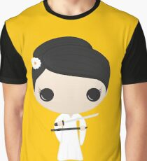 O-Ren Ishii Graphic T-Shirt