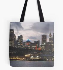 City Awakes - Sydney, Australia Tote Bag