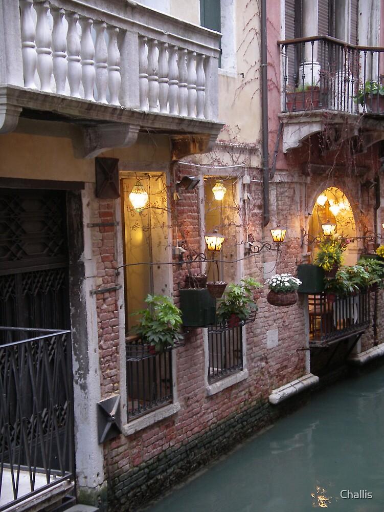 Twilight in Venezia by Challis