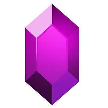 Purple Rupee Sticker by TheInternet