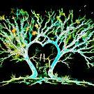 Tree Heart by Linda Callaghan