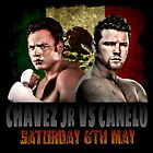 Chavez vs Canelo by nirvanahxmp
