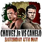 Chavez vs Canelo by nirvanahxmp