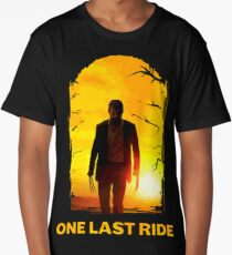 Last Ride  Long T-Shirt