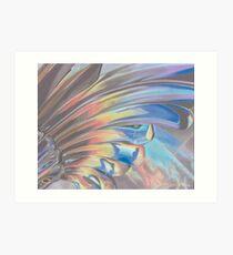 Winged Delicacies No. 4  Art Print