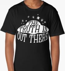 The Truth Is Out There Long T-Shirt