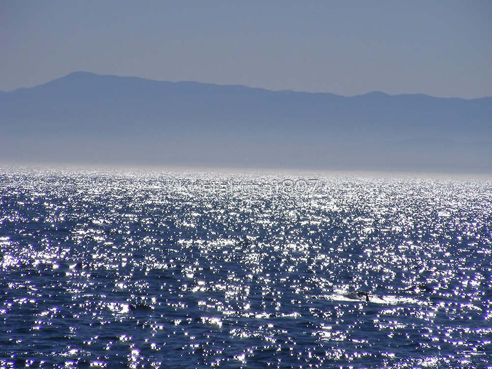 Light Reflected Ocean by KristaLynn1807