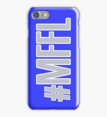 MAVS FAN FOR LIFE iPhone Case/Skin