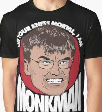 Eric Monkman - God amongst men Graphic T-Shirt