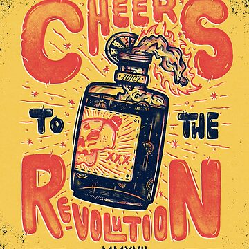 Cheers To The Revolution! by effect14