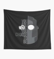 Wise Choice is necessary Wall Tapestry