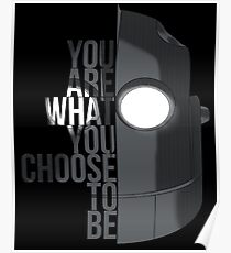 Wise Choice is necessary Poster