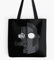 Wise Choice is necessary Tote Bag