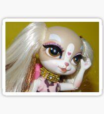 Pinkie Cooper Sticker