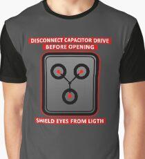 Convecteur Temporel Graphic T-Shirt