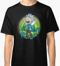 Pony Rick! Logo Classic T-Shirt