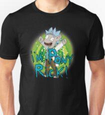 Pony Rick! Logo T-Shirt