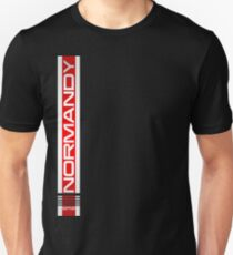 Normandy long Unisex T-Shirt