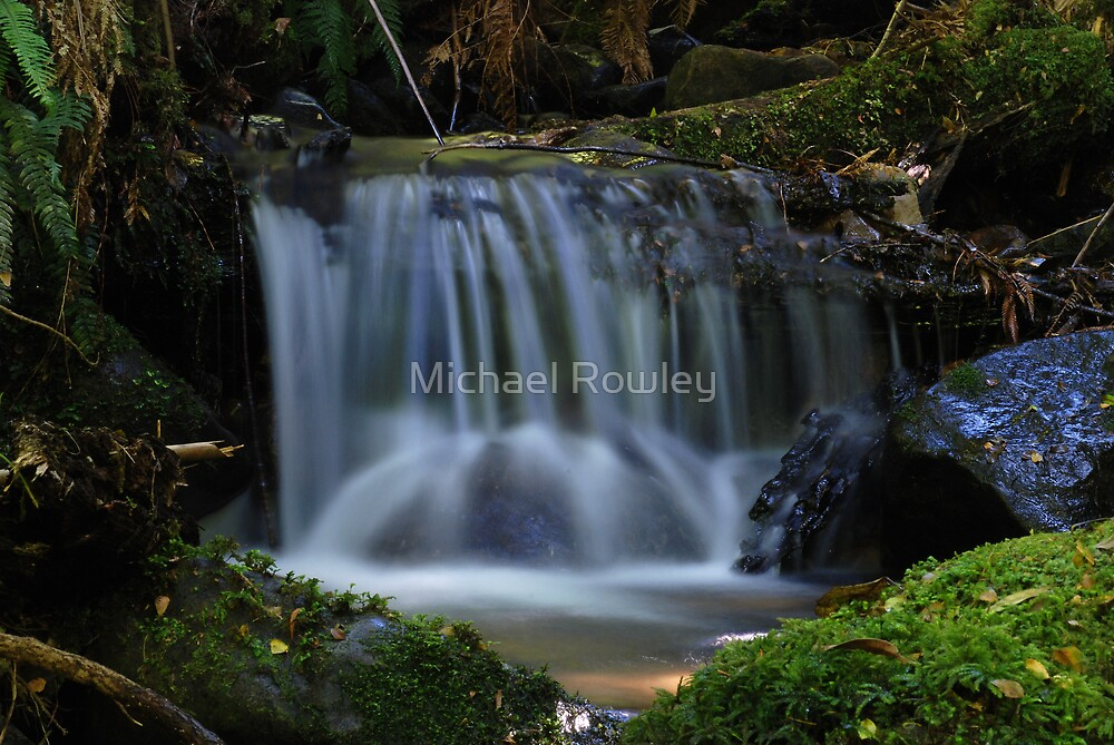 Cement creek 1 by Michael Rowley