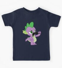 Mustache Spike Kids Clothes