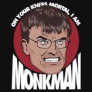 Eric Monkman - God amongst men by Rob Stephens
