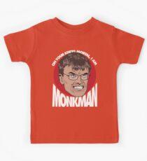 Eric Monkman - God amongst men Kids Tee