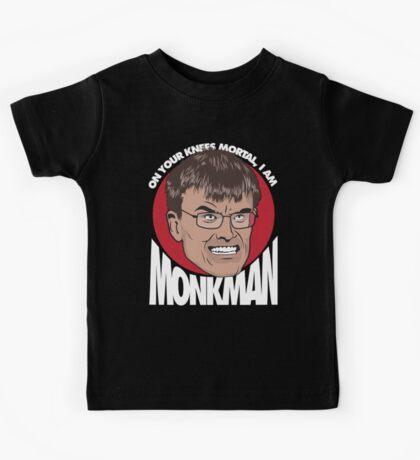 Eric Monkman - God amongst men Kids Clothes