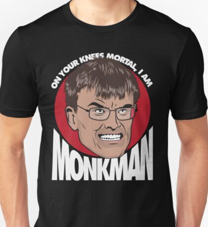 Eric Monkman - God amongst men T-Shirt