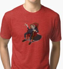 Fly in my soup! Tri-blend T-Shirt