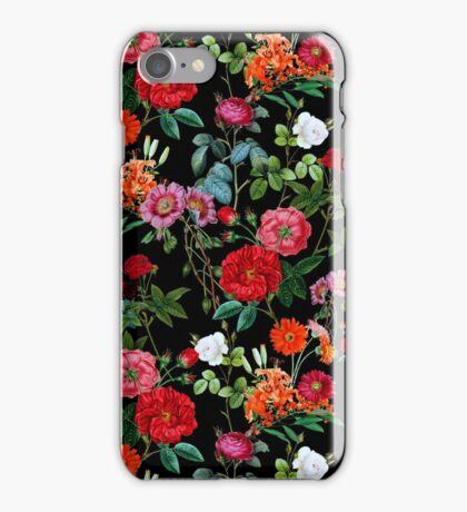 Botanical Pattern iPhone Case/Skin