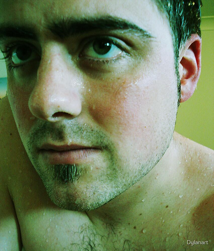 Selfish Portrait by Dylanart