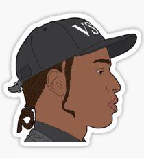 A$AP Rocky. Sticker