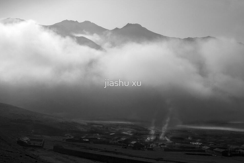 A Small Village by jiashu xu