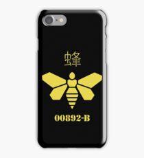 00892-B iPhone Case/Skin