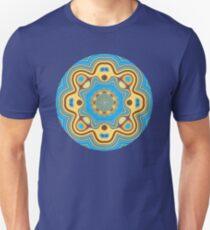 Sunny Flower Mandala  Unisex T-Shirt