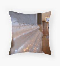 easel Throw Pillow