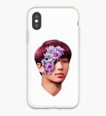 Flowers + Namjoon iPhone Case