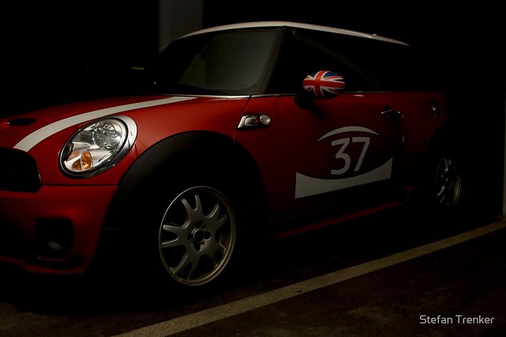 Mini Cooper S - GB 37 by Stefan Trenker
