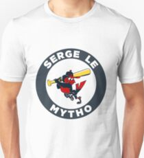 Serge le mytho T-shirt slim fit